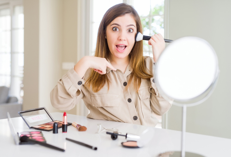 Cours auto maquillage